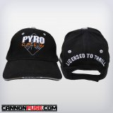 Pyro Crew Adjustable Ball Cap