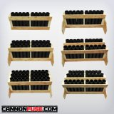 Standard Firework Mortar RACK + TUBE Packages