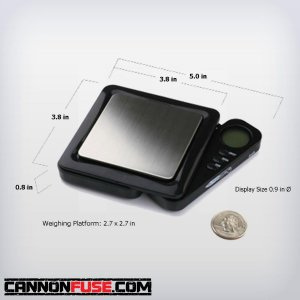 Compact Pocket Scale