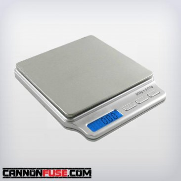 High-Accuracy LCD Digital Pocket Scale