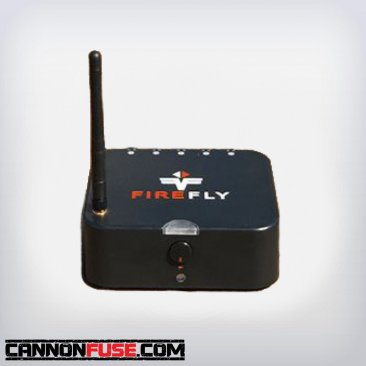 Firefly Mini: 5 Cue Wireless Fireworks Firing System